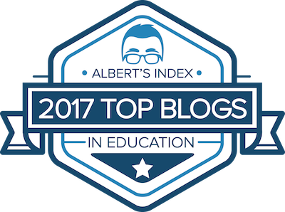 Alberts Index badge