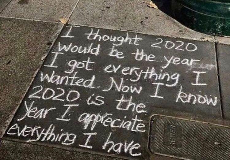 2020 quote