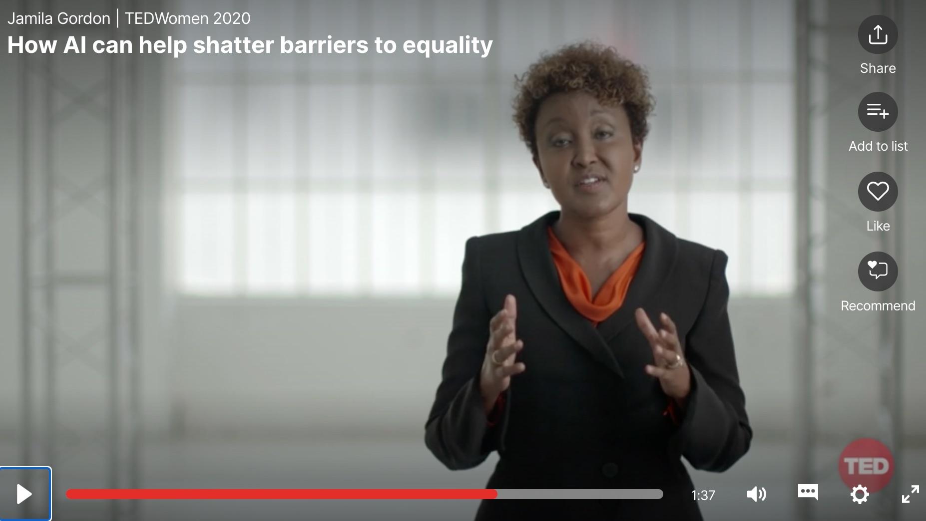 AI and Equality