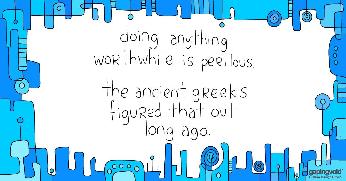 Anything Worthwhile