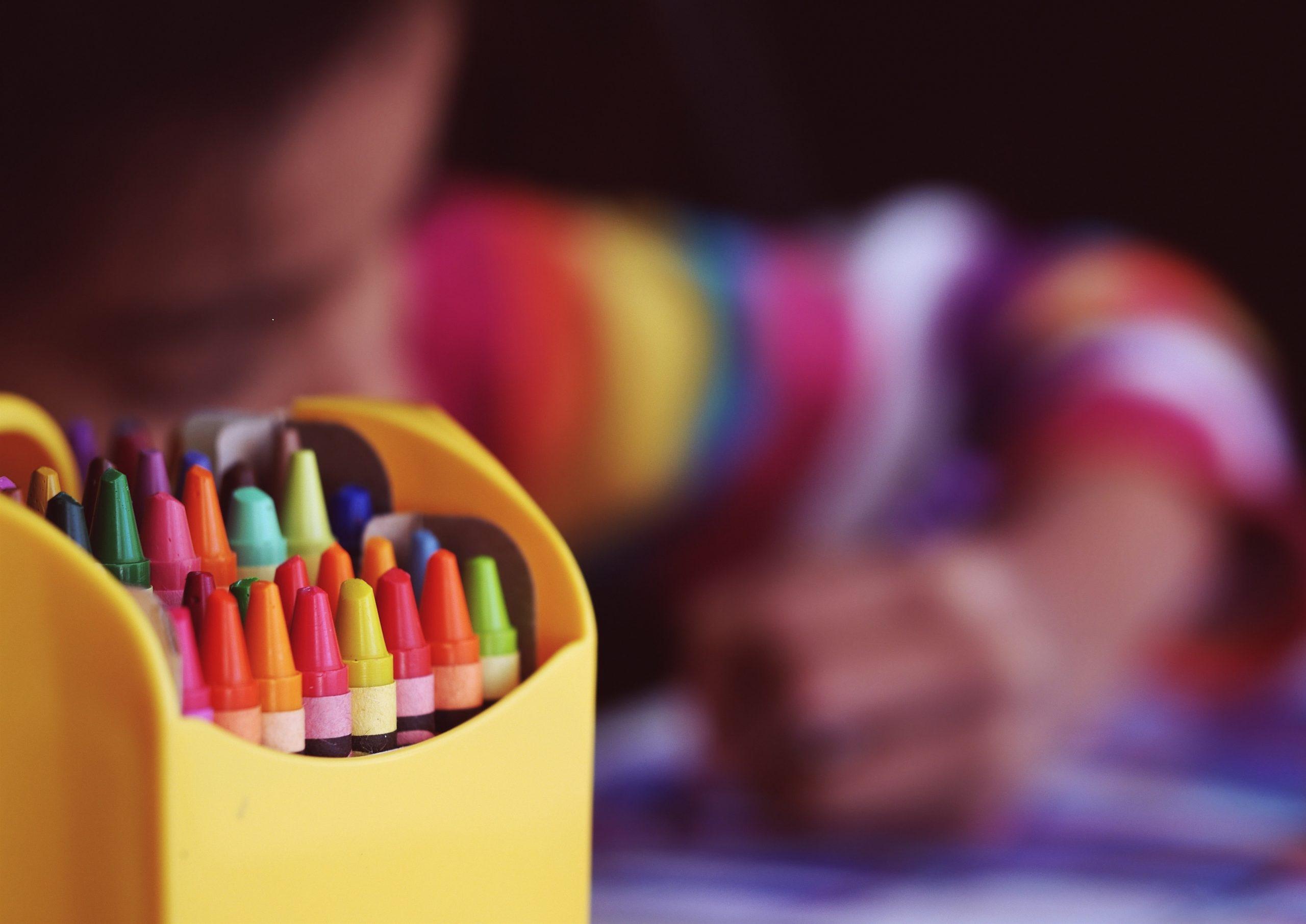 Box O Crayons