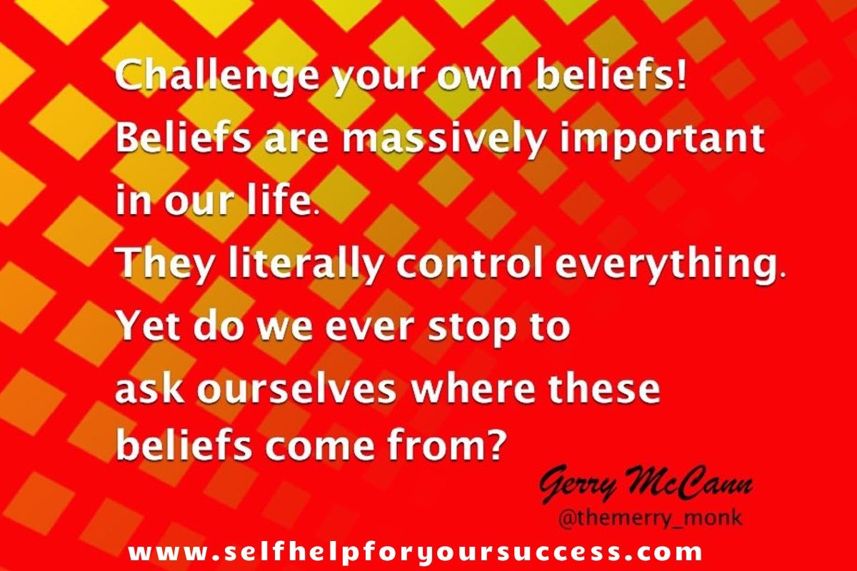 Challenge Beliefs