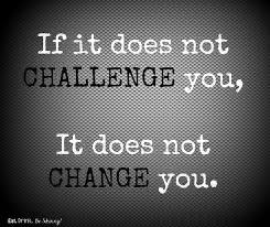 Challenge and Change