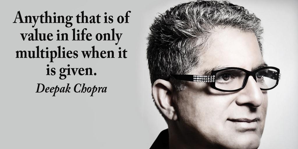 Depak Chopra