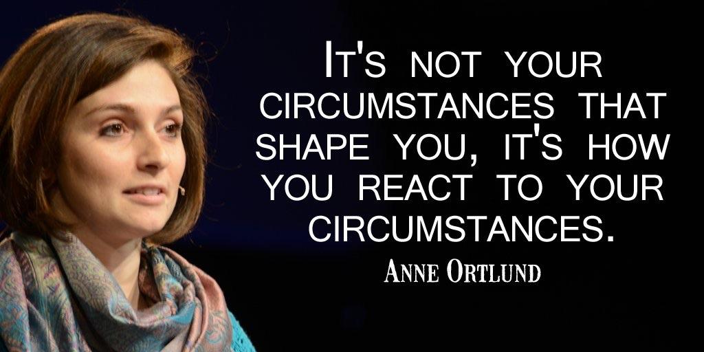 Circumstances quote