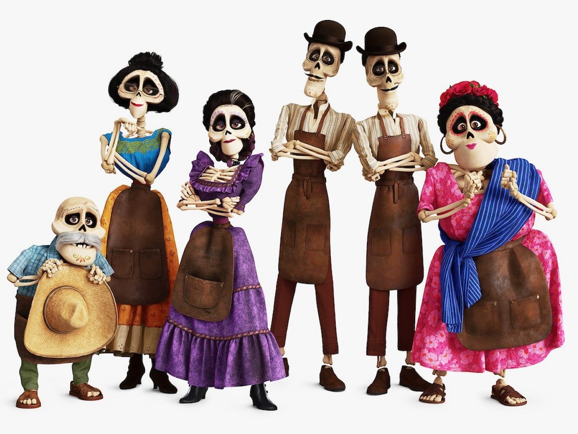 Coco Skeletons