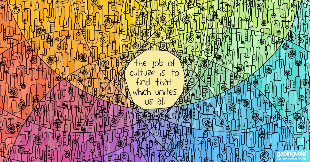 Culture's Job