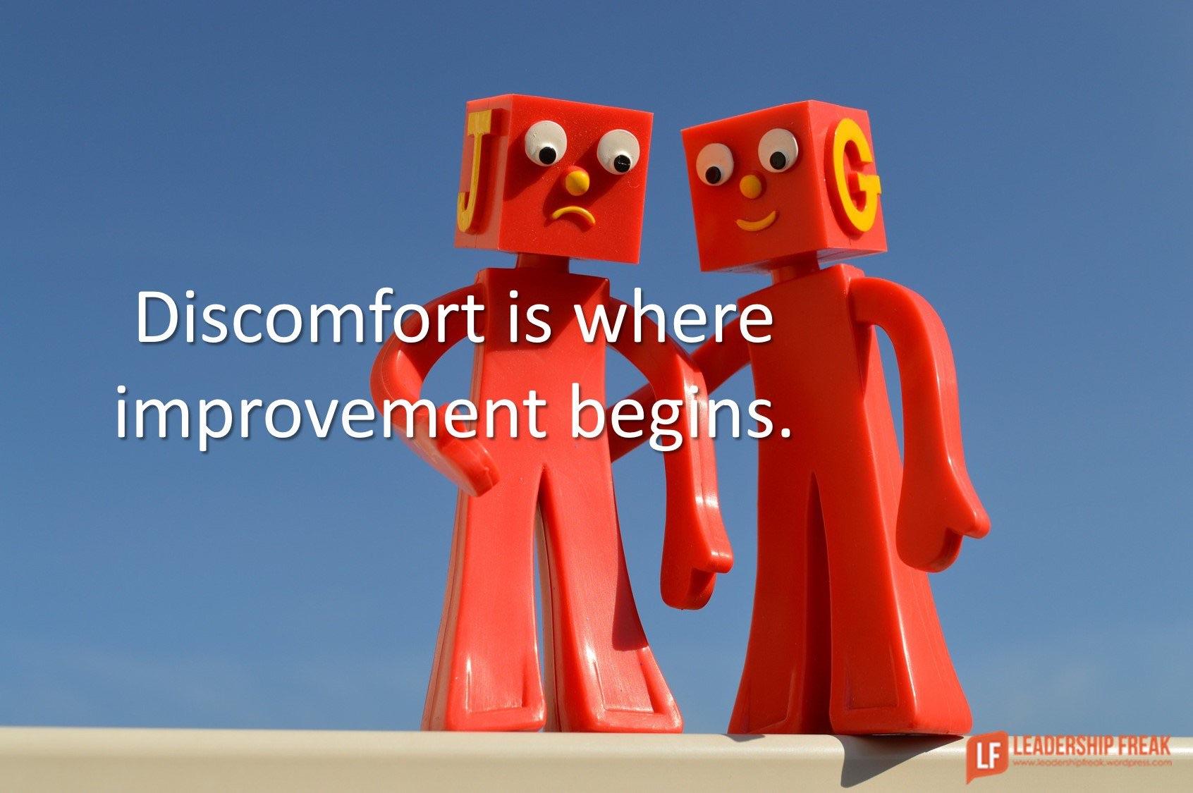 Dicomfort Quote