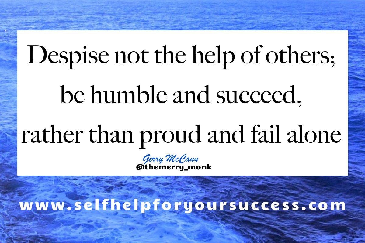 Don't Fail Alone