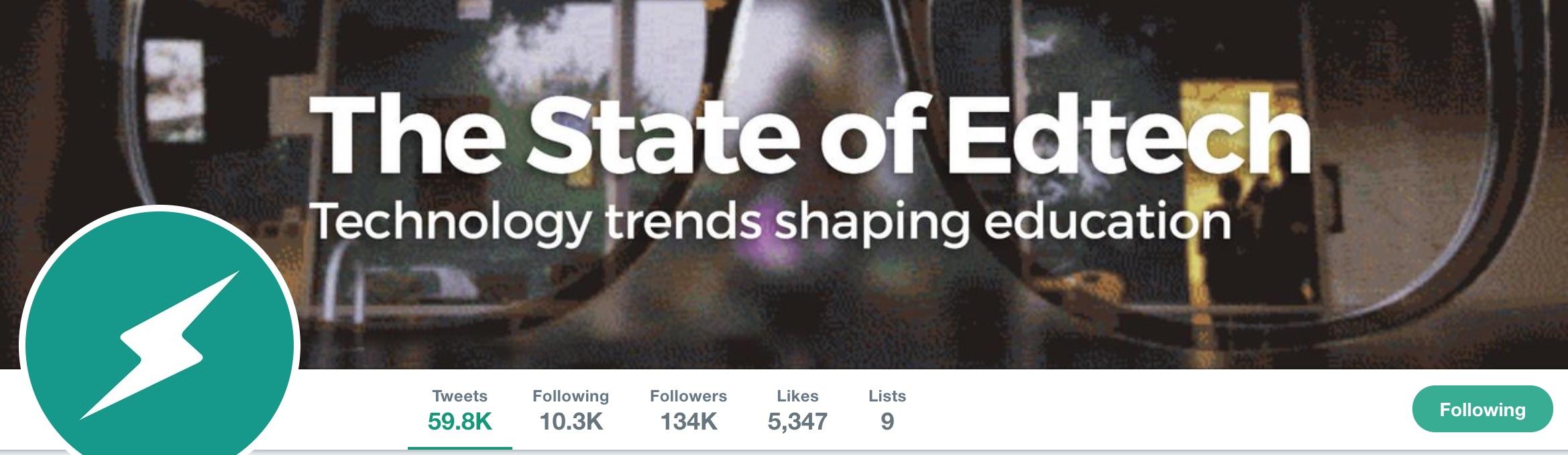 EdSurge on Twitter