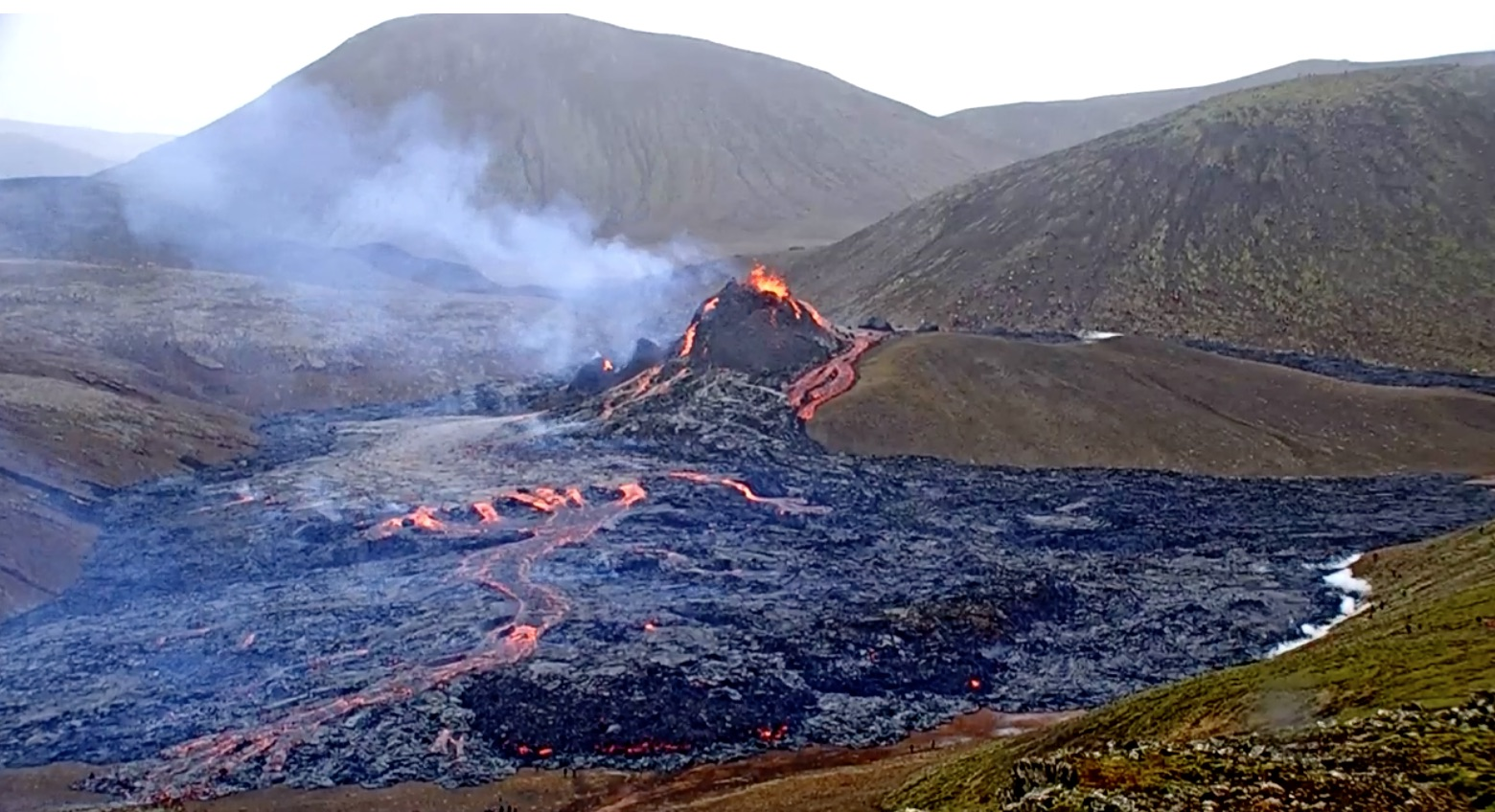 Volcano Live Cam