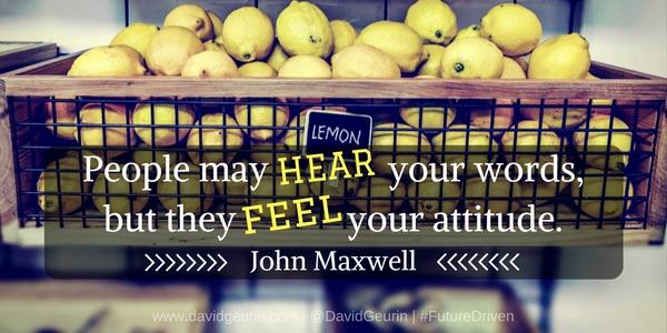 Feel the Attitude