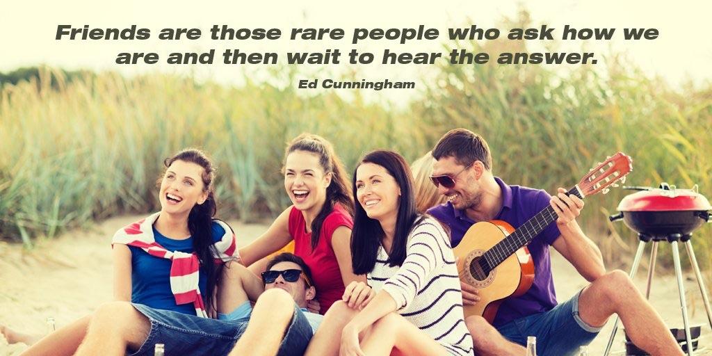 Friends Who Listen