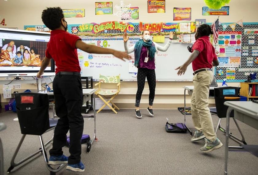 Give Teachers a Break