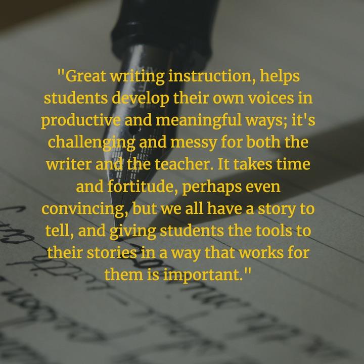 Great Writing