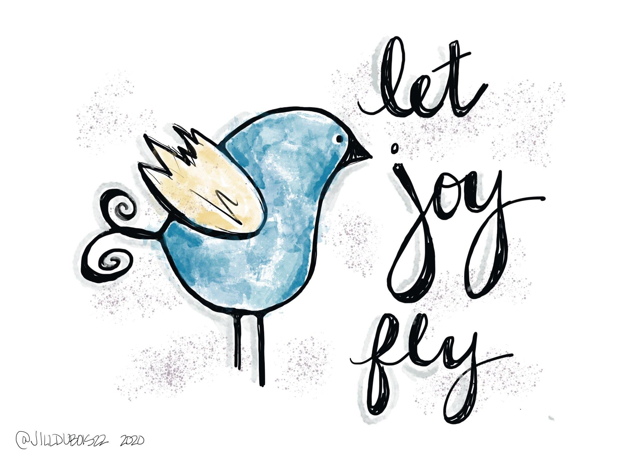 Let Joy Fly