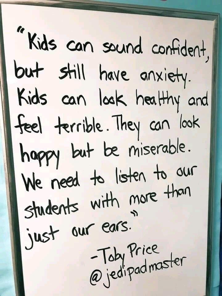 Listen to Kids