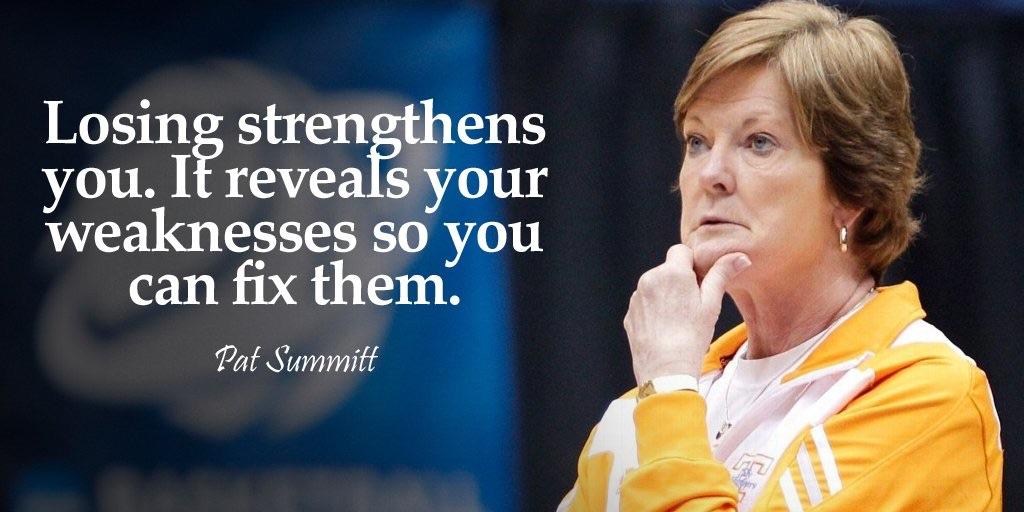 Pat Summit quote
