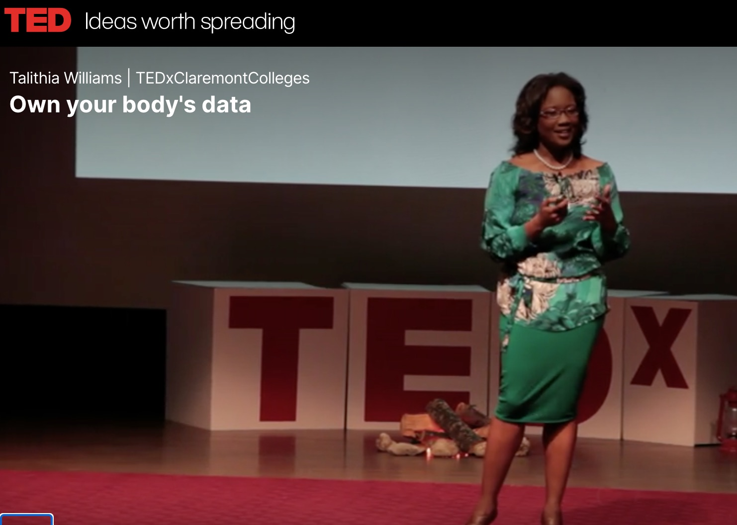 Own Your Body's Data