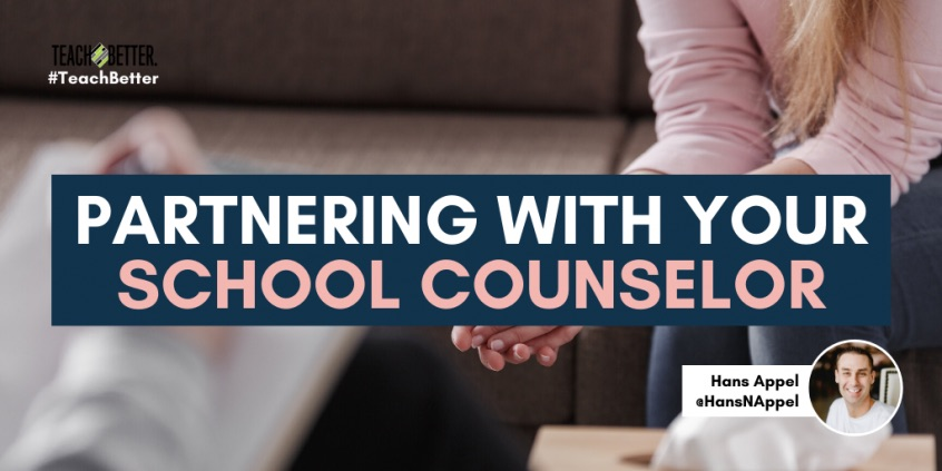 Partner with Counsellor