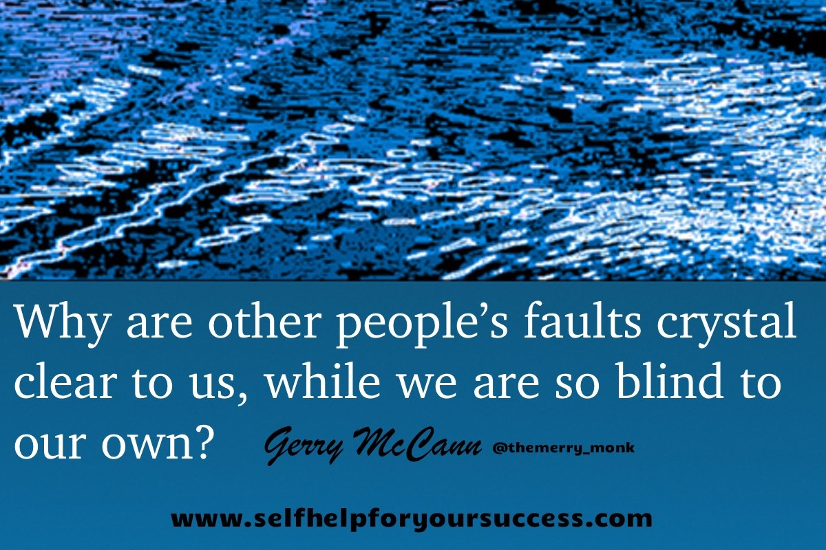 Other People's Faults