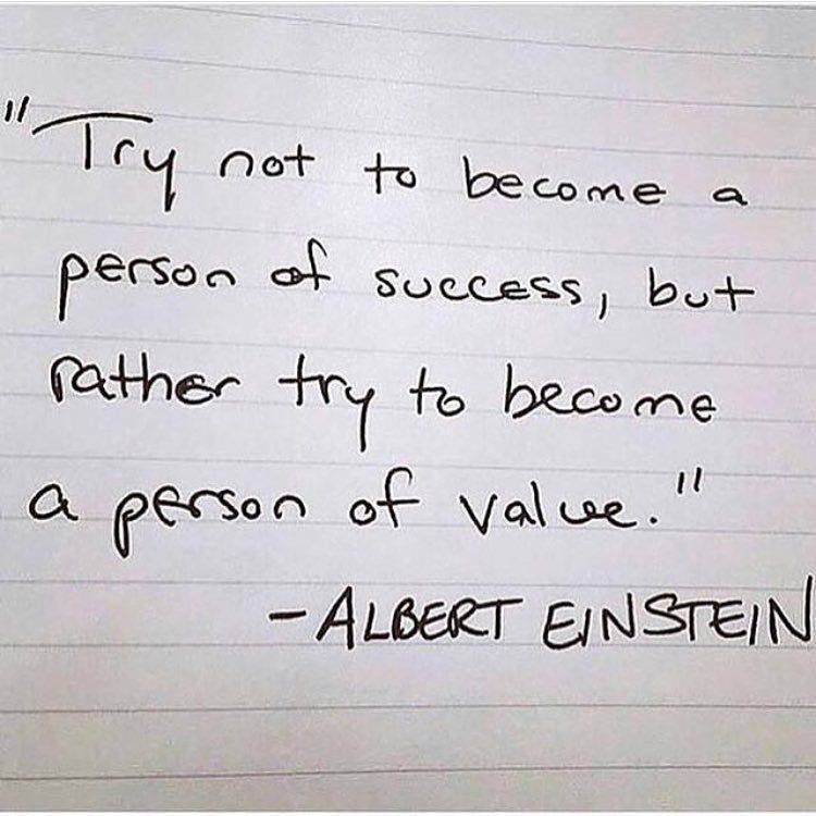 Person of Value