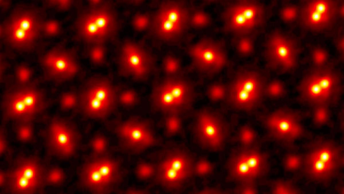 Photo of Atoms