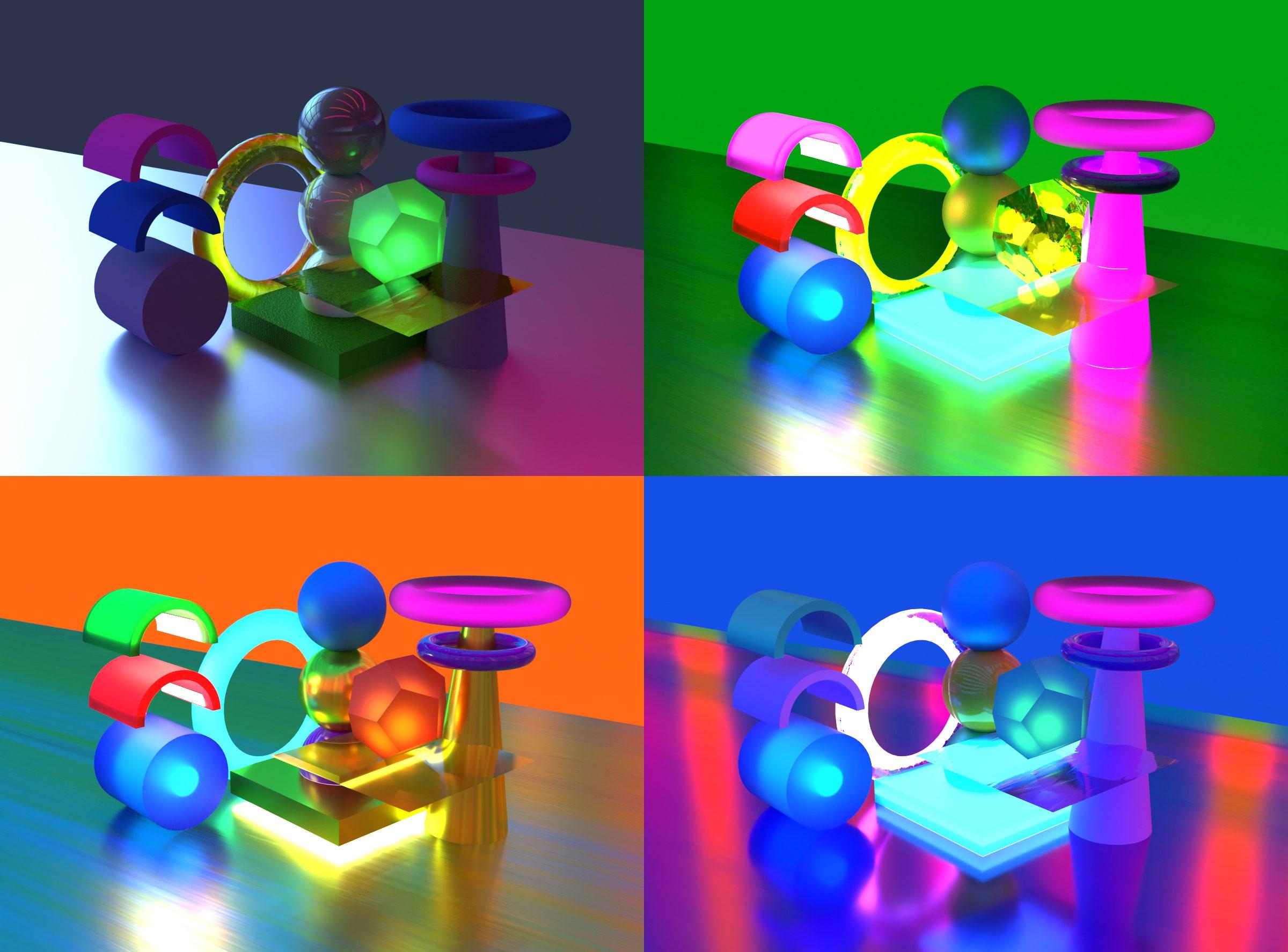 Pixar's Colors