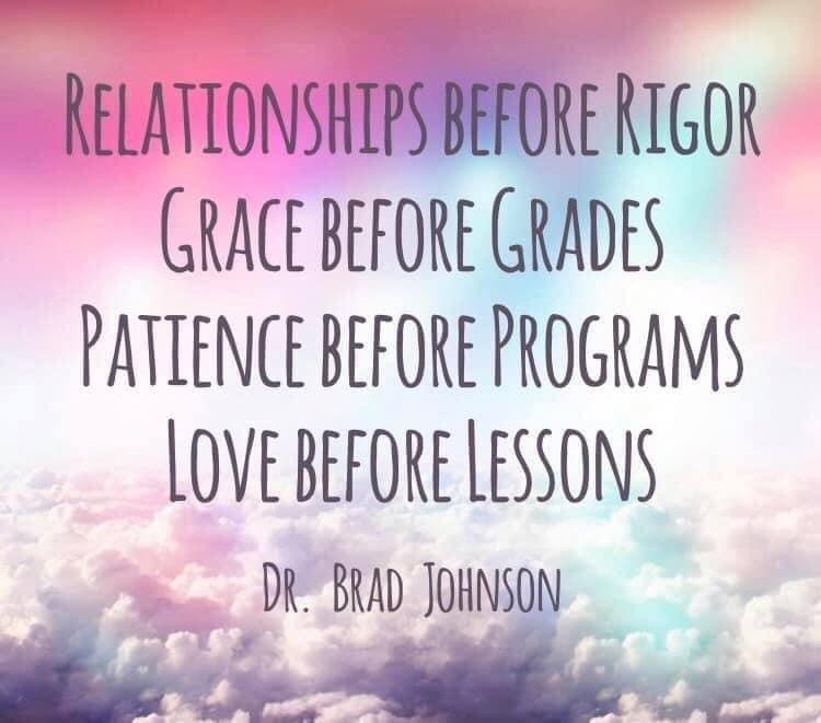 Relationships 1st