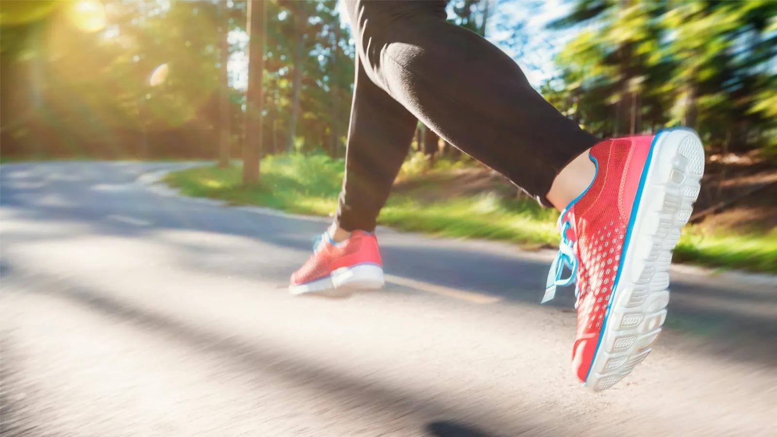 Restart Running