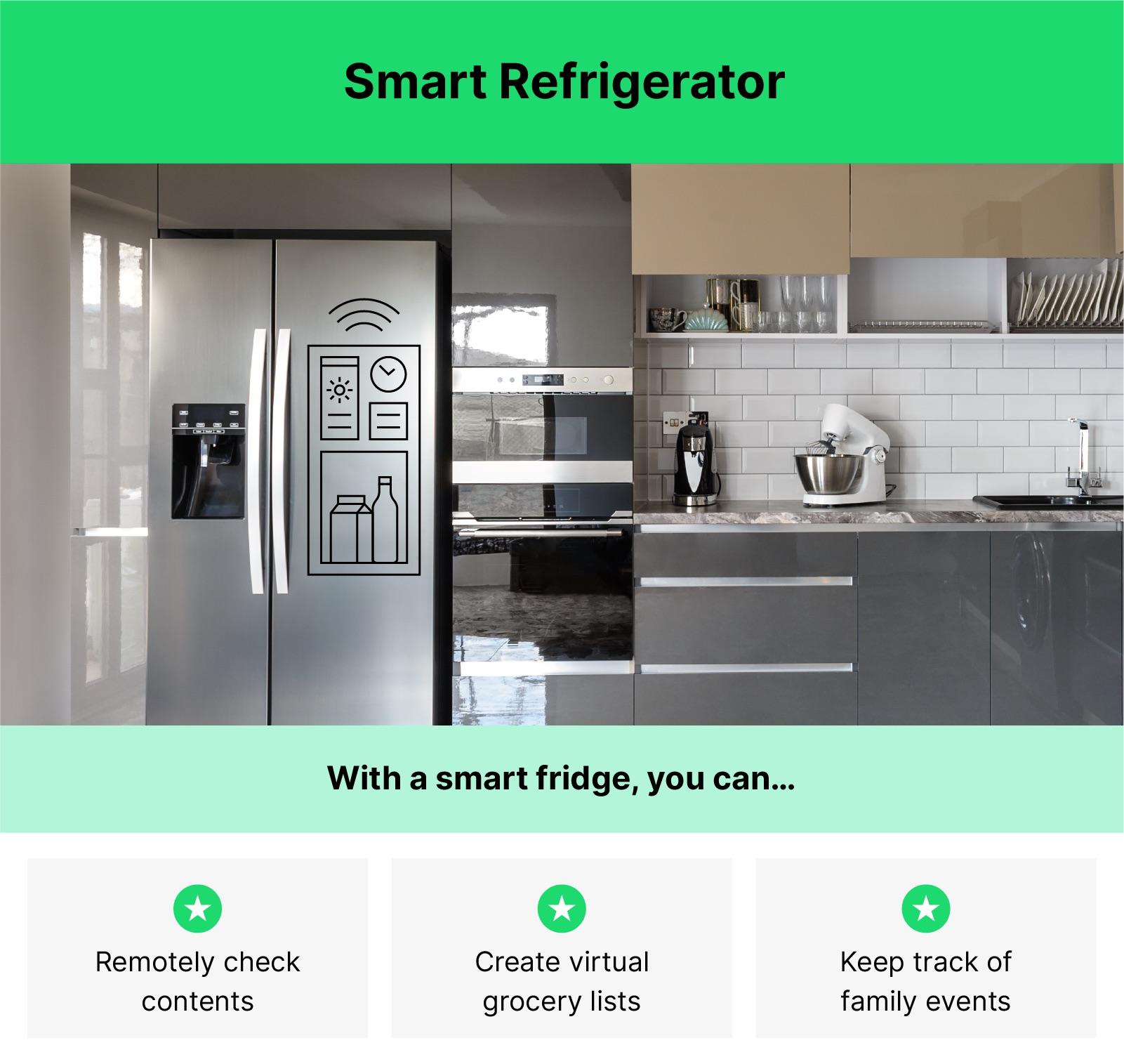 Smart Refrigerator