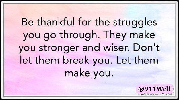 Struggles quote