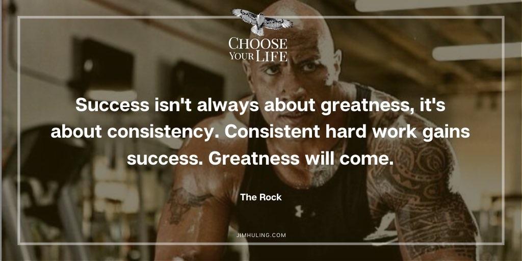 Success & Hard Work