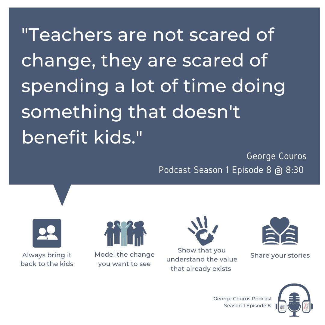 Teachers Scared