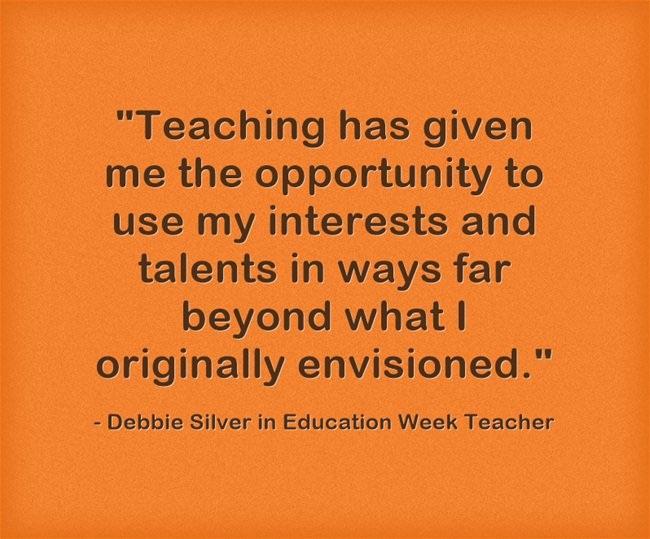 Teaching Opportunities
