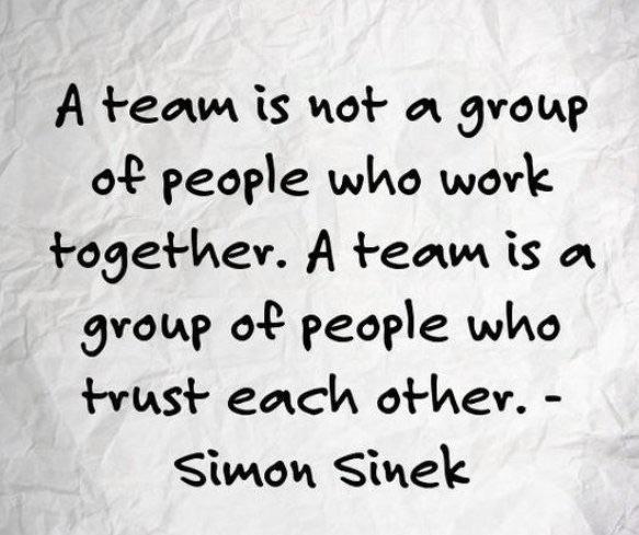 Team def quote