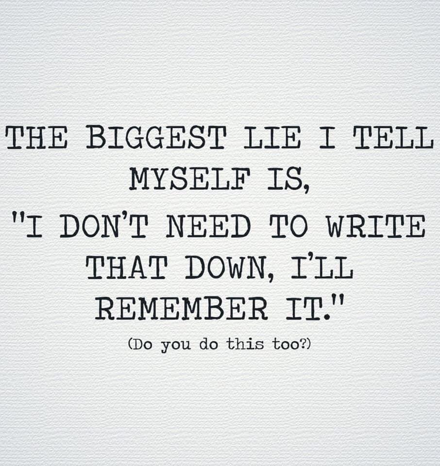 The Biggetest Lie