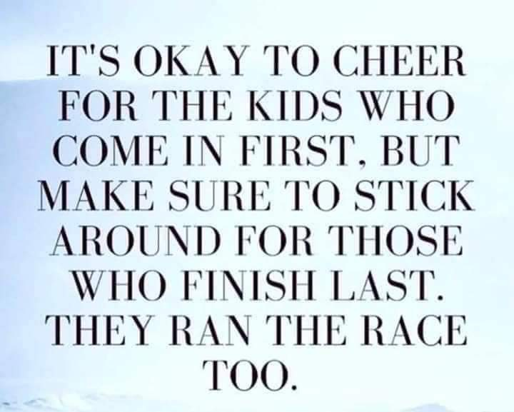 The Race quote