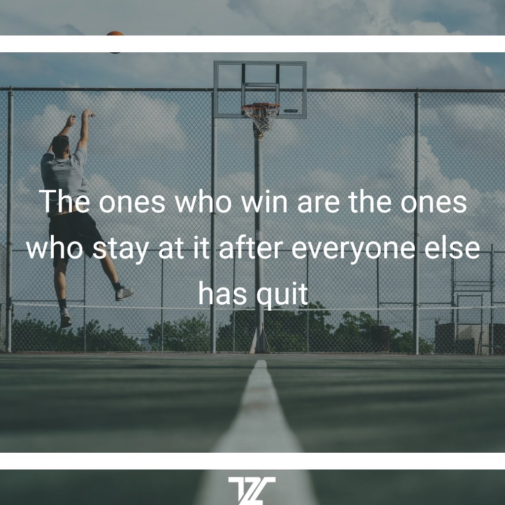 The Ones Who Win