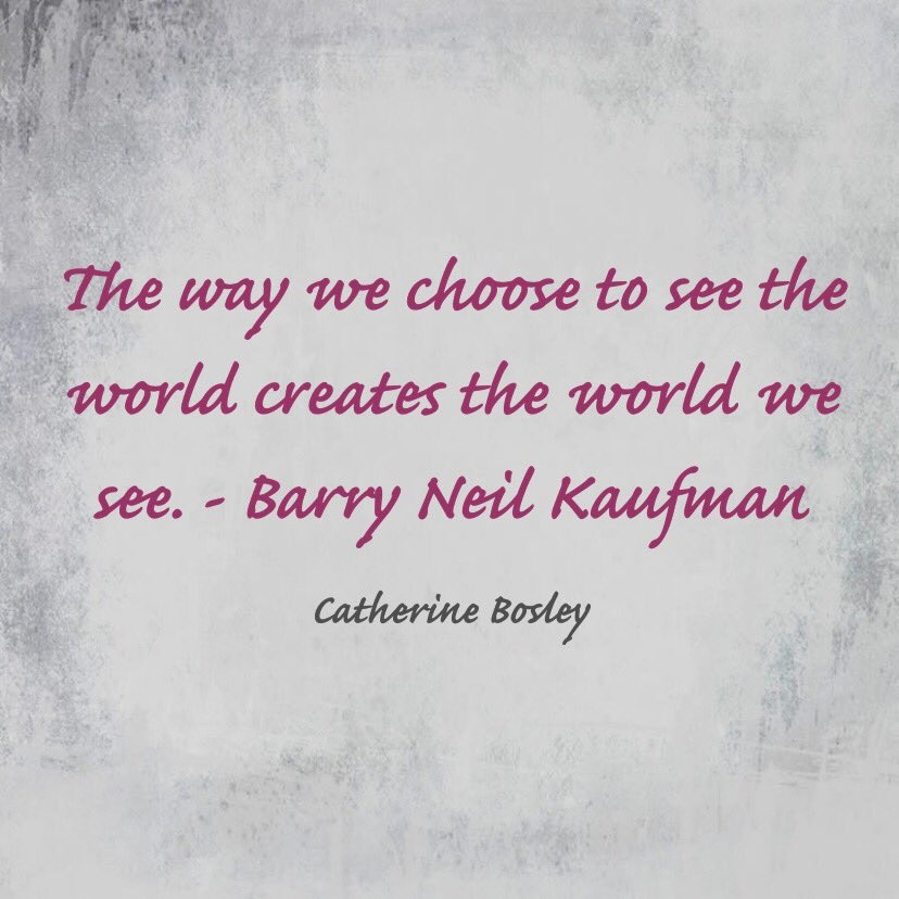 The World We Choose