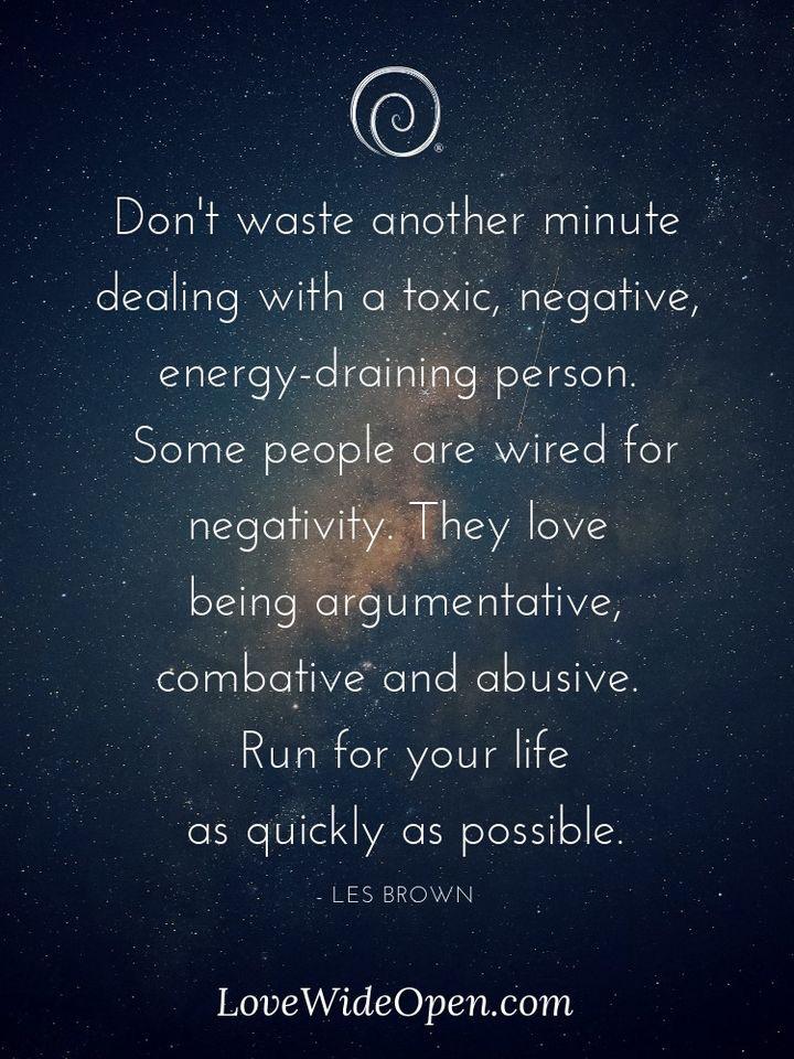 Toxic Person