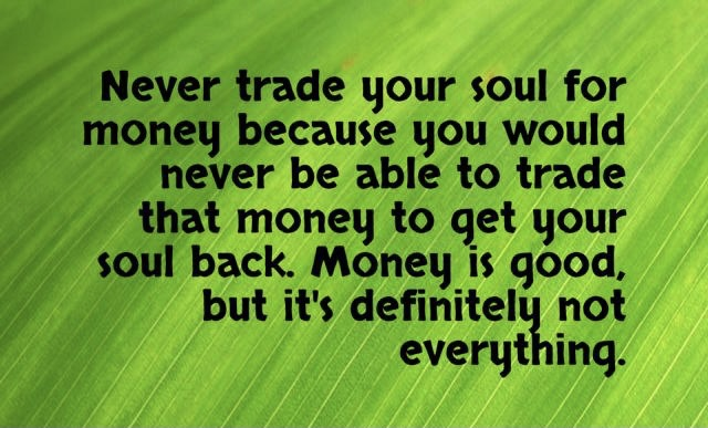Trade Your Soul
