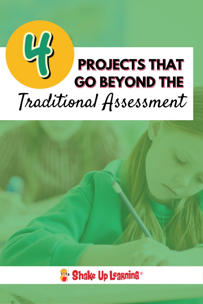 Beyond Traditional Assessment