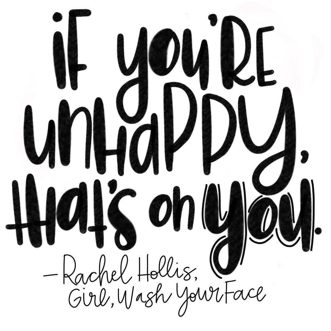 Unhappy Quote