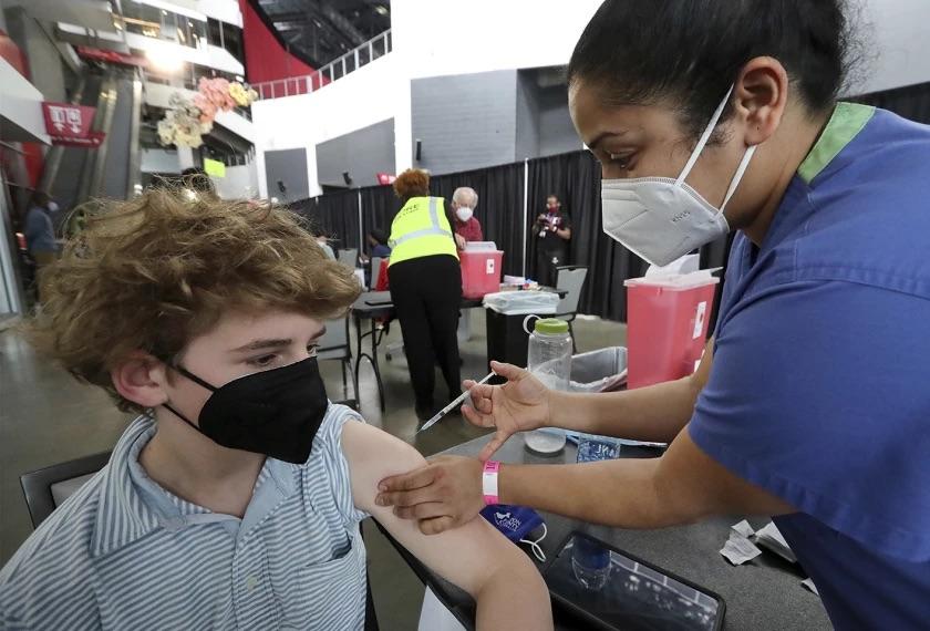 Vaccinating Teens