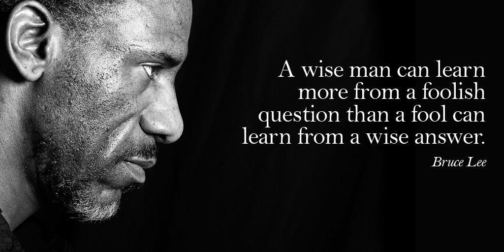 Wise Man Foolish Man