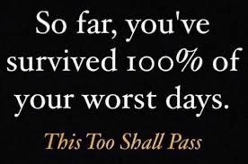 Worst days quote